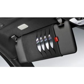 BMW Brillen- / CD- und DVD-Tasche 1er F20 F21 2er F22 F45 F46 3er F30 F31 F34 M3 F80 4er F32 F36 M4 F82 X1 E84
