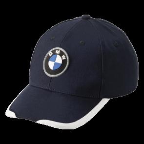 BMW Cap Logo, blau