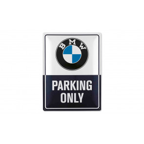 BMW Classic Blechschild