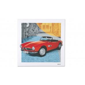 BMW Classic Leinwand BMW 507