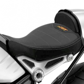 Custom-Fahrersitz, schwarz