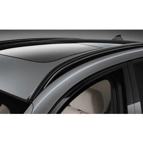 BMW Dachreling Hochglanz Shadow Line X3 F25