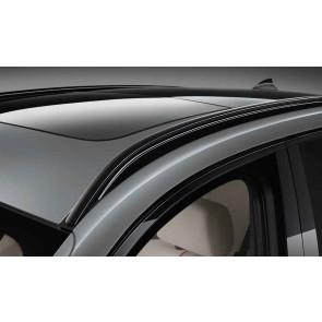 BMW Dachreling glanzschwarz X3 F25