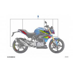 BMW Aufkleber-Set K03