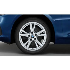 BMW Alufelge Doppelspeiche 473 reflexsilber 7J x 16 ET 52 Vorderachse / Hinterachse 2er F45 F46