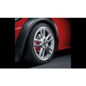 MINI Alufelge Double-Spoke R109 Composite 7J x 18 ET 52 Silber Vorderachse / Hinterachse MINI R50 R52 R53 R55 R56 R57 R58 R59