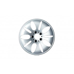 BMW Alufelge Ellipsoidstyling 56 7,5J x 17 ET 40 Silber Vorderachse / Hinterachse BMW X5 E53