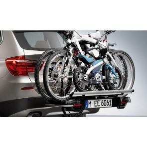 BMW Fahrradhalter für AHK mit LED Leuchten (Befestigungssatz 3. Fahrrad) 1er E81 E82 E87 E88 F20 F21 3er E90 E91 E92 E93 F30 F31 5er E60 E61 F07 F10 F11 7er F01 F02 X1 E84 X3 F25