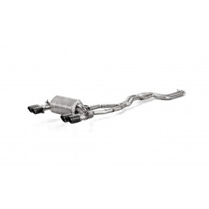 Akrapovic Evolution Link Pipe Set (Titanium) M2 F87
