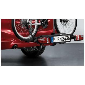 BMW Fahrradheckträger für Anhängerkupplung 2er F45 F46 X1 F48 X2 F39