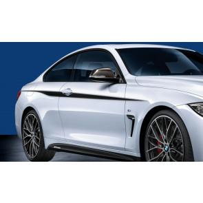 BMW M Performance Akzentstreifen 4er F32 F33