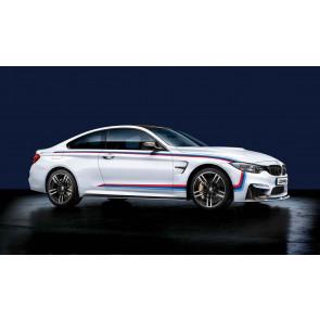 BMW M Performance Motorsportstreifen M4 F82