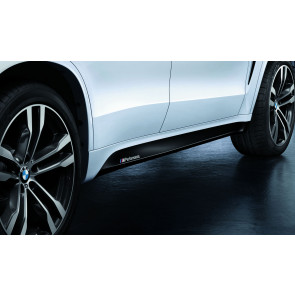 BMW M Performance Folien Seitenschweller X5 F15 X6 F16