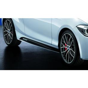 BMW M Performance Folien Seitenschweller X1 F48