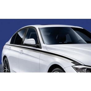 BMW M Performance Seitenstreifen BMW 3er F30 F31