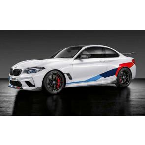 BMW M Performance Folierung Motorsport M2 F87