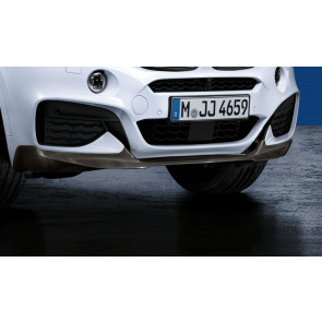 BMW M Performance Frontsplitter Carbon X6 F16