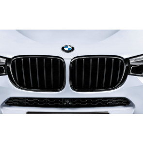 BMW M Performance Ziergitter hochglanz schwarz X3 F25 LCI X4 F26