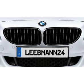 BMW M Performance Frontziergitter 6er F06 F12 F13 (Facelift)