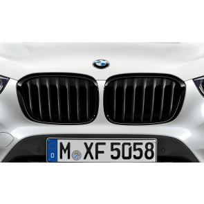 BMW M Performance Ziergitter hochglanz schwarz X1 F48