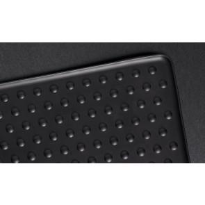 MINI Satz Gummimatten hinten Carbon Black für MINI R57