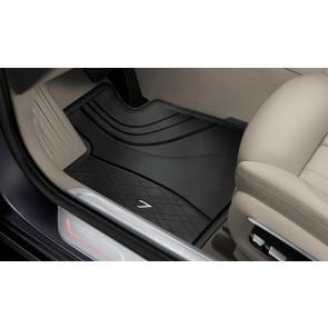 BMW Fußmatten Allwetter vorne 7er G11 G12