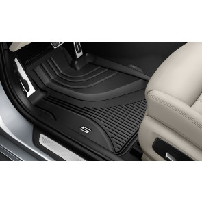 BMW Allwetter Fussmatten vorne 5er G30 G31