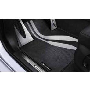 BMW M Performance Fußmatten Satz hinten X5 F15 F85