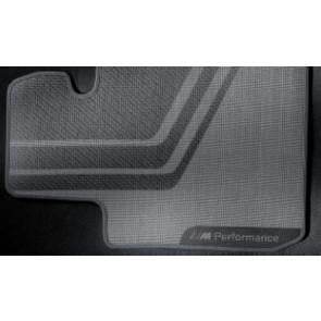 BMW M Performance Fußmatten Satz hinten 1er F20 F20LCI