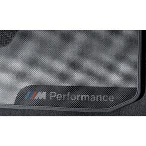 BMW Performance Fußmatten hinten 4er F33 M4 F83