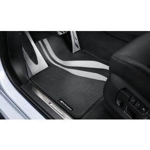 BMW M Performance Fußmatten Satz vorne X5 F15 F85 X6 F16 F86