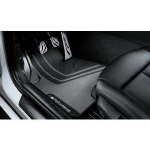 BMW M Performance Fußmatten vorne 4er F32 F33 F36 F82 F83 (M4)