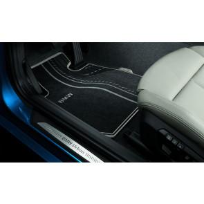 BMW Fußmatten Textil Urban Line vorne 1er F20 F21 2er F22 F23 M2 F87