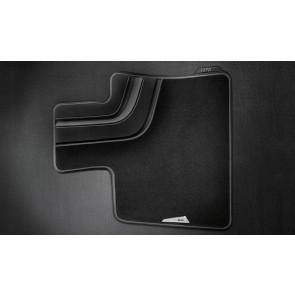 BMW Fußmatten vorne schwarz X3 F25 X4 F26