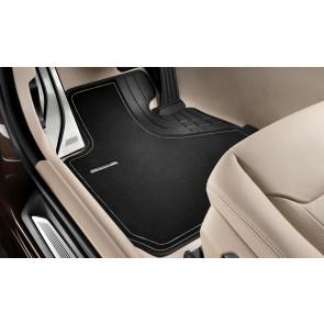 BMW Satz Fußmatten Textil vorne 4er F32 F33 F36 M4 F82 F83