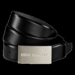 BMW Gürtel Logo, schwarz
