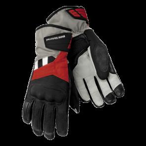 BMW Handschuh GS Dry für Damen, schwarz/anthrazit/rot