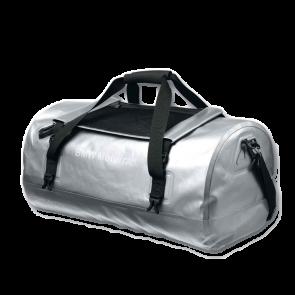 BMW Gepäckrolle, schwarz/silber