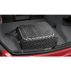 BMW Gepäcknetz mit vier Fixierpunkten