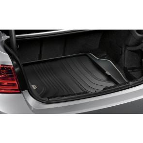 BMW Gepäckraumformmatte Basis schwarz 4er F36