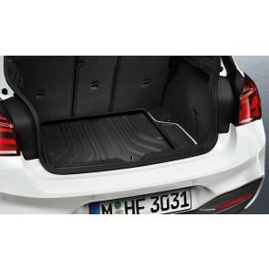 BMW Gepäckraumformmatte Basis schwarz 2er F45 ActiveTourer ohne verschiebbarer Rückbank
