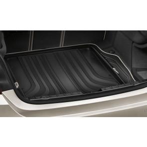 BMW Gepäckraumformmatte Modern schwarz 4er F36
