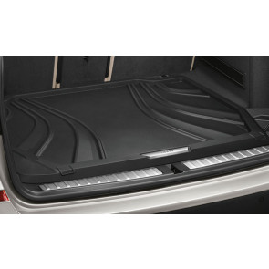 BMW Gepäckraumformmatte schwarz X3 F25 X4 F26