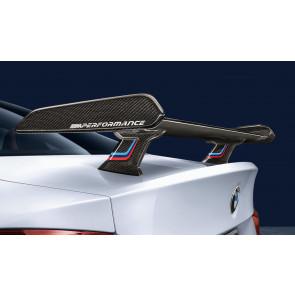 BMW M Performance Heckspoiler Carbon durchströmt M4 F82