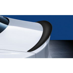 BMW M Performance Heckspoiler schwarz matt 4er F32