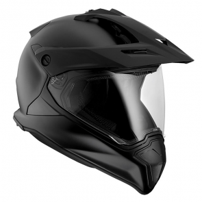 Helm GS Carbon black matt