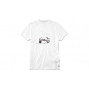 BMW Herren T-Shirt Grafik