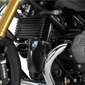 HP Carbon Motorabdeckung
