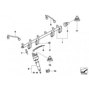 Injektor  1er 3er 5er 6er  (13537589048)