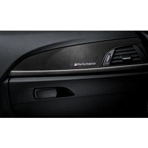 BMW M Performance Interieurleisten Carbon/Alcantara 1er F20